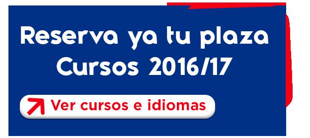 Reserva de plazas idiomas 2016/17